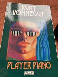 Player Piano: A Novel by Kurt Vonnegut (Paperback, 1990)