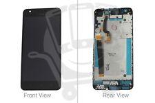 Genuine HTC Desire 10 Lifestyle Stone Black LCD Screen & Digitizer - 80H02034-06