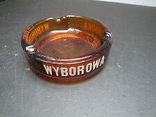 Cendrier  Wyborowa Verre