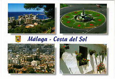 HQ  -  Postcard  neu, new, nuevo  -  Costa del Sol  -  Malaga
