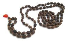 Lotus Seed Genuine Kamal Gatta Japa Mala 108 Rosary Bead Yoga Meditation UK REAL