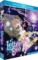 ★ Letter Bee (Tegami Bachi) ★ Intégrale - Edition Saphir [3 Blu-ray]