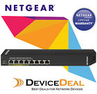 NETGEAR GSS108EPP ProSafe Plus 8-Port Gigabit Click Managed Switch with 4 PoE+
