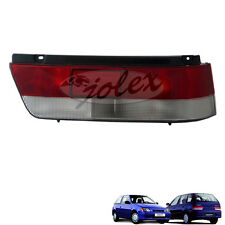 Heckleuchte Rückleuchte Rücklicht rot-weiß rechts Suzuki Swift Subaru Justy NEU