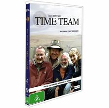 Best of Time Team, the NEW R4 DVD