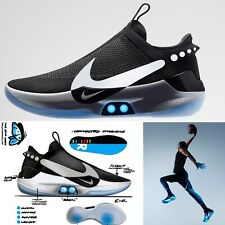 Ds Sz 14 Nike Adapt BB Black White AO2582-001 — HuAraChe AiR AuTo MaX MaG TatuM