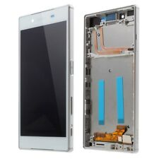 PANTALLA COMPLETA LCD + TACTIL + MARCO SONY XPERIA Z5 BLANCO