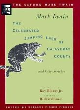 The Celebrated Jumping Frog of Calaveras County, and Other Sketches-ExLibrary