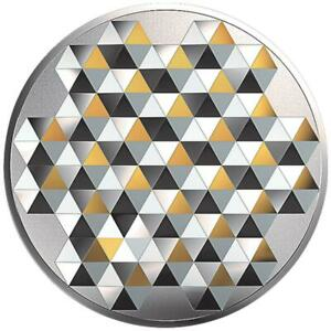 Lettland - 5 Euro 2020 - Persönliche Freiheit - 22 gr Silber PP