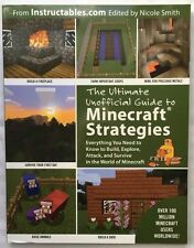 The Ultimate Unofficial Guide To Minecraft Strategies 2014