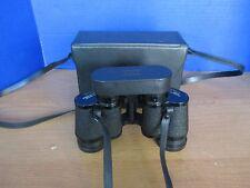 SEARS 7 x 35 mm Model #445 WIDE ANGLE 500 ft / 1000 Yds BINOCULARS~Carrying Case