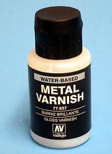 Vallejo 77.657 Metal Varnish Gloss 32ml