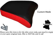RED & BLACK CUSTOM FITS YAMAHA XT 1200 Z SUPER TENERE 10-14 REAR SEAT COVER