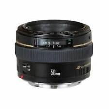 Canon EF 50mm F/1.4 USM objetivo