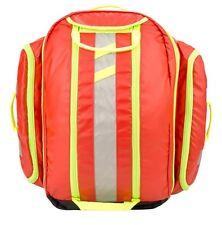 New StatPacks G3 Load N' Go Medic Transport Backpack Bag Red Stat Packs