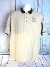 Mens King Louie UAW Local 5285 Mt. Holly Polo Shirt Large