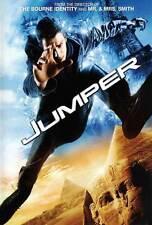 JUMPER Movie POSTER 27x40 C Hayden Christensen Samuel L. Jackson Diane Lane
