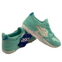 Asics Gel-Lyte V GS C541N Damen Schuhe Turnschuhe Licht Minzgrün US 4