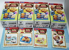 Doraemon everyone's bakery Set 4 pcs only  - Re-ment   ^_^1