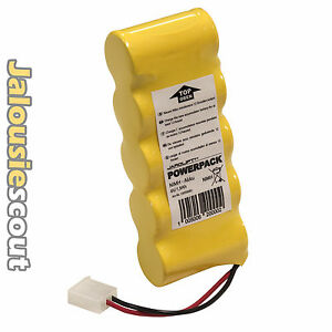 JAROLIFT Akku Batterie für BOSCH SOMFY K6 K8 K10 K12 Roll Lift Easy Lift