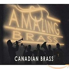 Amazing Brass, Canadian Brass, Used; Acceptable CD