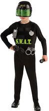 Child Medium (8-10) SWAT Kids Costume - Police and Military Costumes