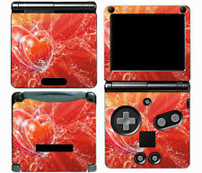Love Heart 013 Vinyl Decal Skin Cover Sticker for Game Boy Advance GBA SP