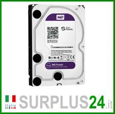 "Hard Disk WESTERN DIGITAL WD20PURZ WD PURPLE 2 TB SATA 3.5"" interno con GARANZIA"