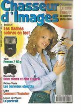 CHASSEUR D'IMAGES N°160 LECON DE PHOTO : LE PORTRAIT /LABO : COMMENT L'INSTALLER