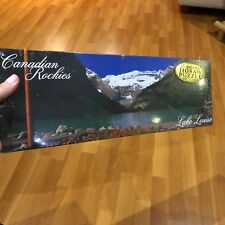 New sealed 500 piece jigsaw puzzle Panoramic Lake Louise