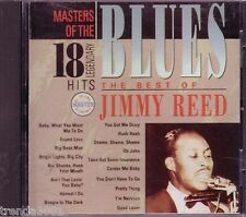 Jimmy Reed Best of Masters of the Blues CD Classic Greatest 50s 60s Honest I Do
