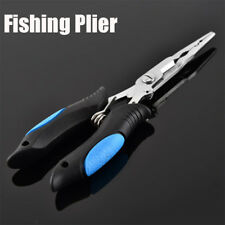 1PC Fishing Plier Stainless Steel Carp Fishing Accessories Fishing Line Cutter--