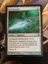 Deathrender X1 NM Conspiracy MTG  EDH Commander Artifact Equipment See My Store!