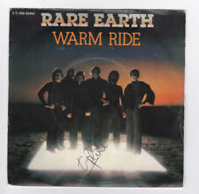 SP 45 TOURS RARE EARTH WARM RIDE PRODIGAL EMI 2C 008 60884 en 1978