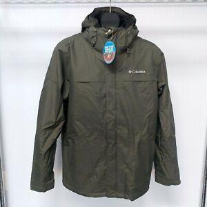 NEW! Columbia Arctic Trip II Interchange Jacket - Men's Size M, Assorted Colors