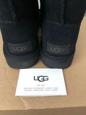 GENUINE UGG BLACK CLASSIC SHORT BOOTS SIZE UK 5