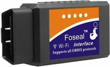 Car WIFI OBD 2 OBD2 OBDII Scan Tool Foseal Scanner Adapter Check Engine Light Di