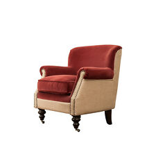 Dantes Club Leisure Chair French Provincial Leisure Arm Chair