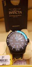 Invicta Men's 50mm TI-22 Automatic Titanium Bracelet Watch Black/Blue