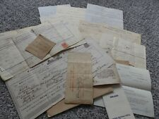 More details for genealogy documents certificates oldham/gledhill family 1887+ yorks & lancs