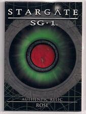 Stargate SG-1 Staffel 9 Relic R16 Rose 230/378
