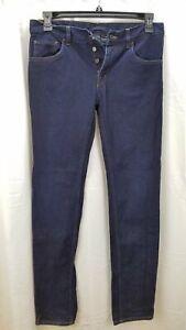 Prada Men's Pants Sz-31 W/COA