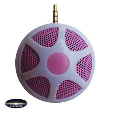 Mini Portable USB Bass Speaker for iPod iPhone Samsung Galaxy MP3 Mobile Phone