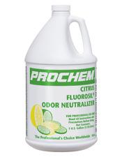Carpet Cleaning Prochem Odor Neutralizer Citrus
