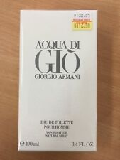 """Giorgio Armani """" Acqua Di Gio"""" eau de toilette pour HOMME 100ml"""