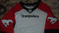 Calgary Stampeders CFL Adidas Jersey Mens Size Small NEW