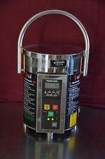 VAI Veltek SMA MicroPortable Air Sampler SMA-P201-02-2CFM w/o Battery Charger