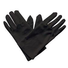 guantes hombre blanco o Negro Disfraz Hombre Hombre guantes