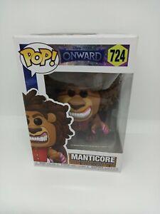 Funko Pop Disney 724 Disney Pixar Onward Manticore vinyl figure