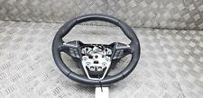 FORD MONDEO MK5 Steering Multifunction Wheel Black Leather 2014-2018 +Warranty